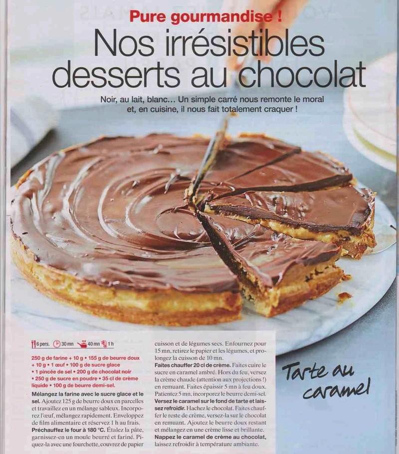 tarte caramel / chocolat Aa12