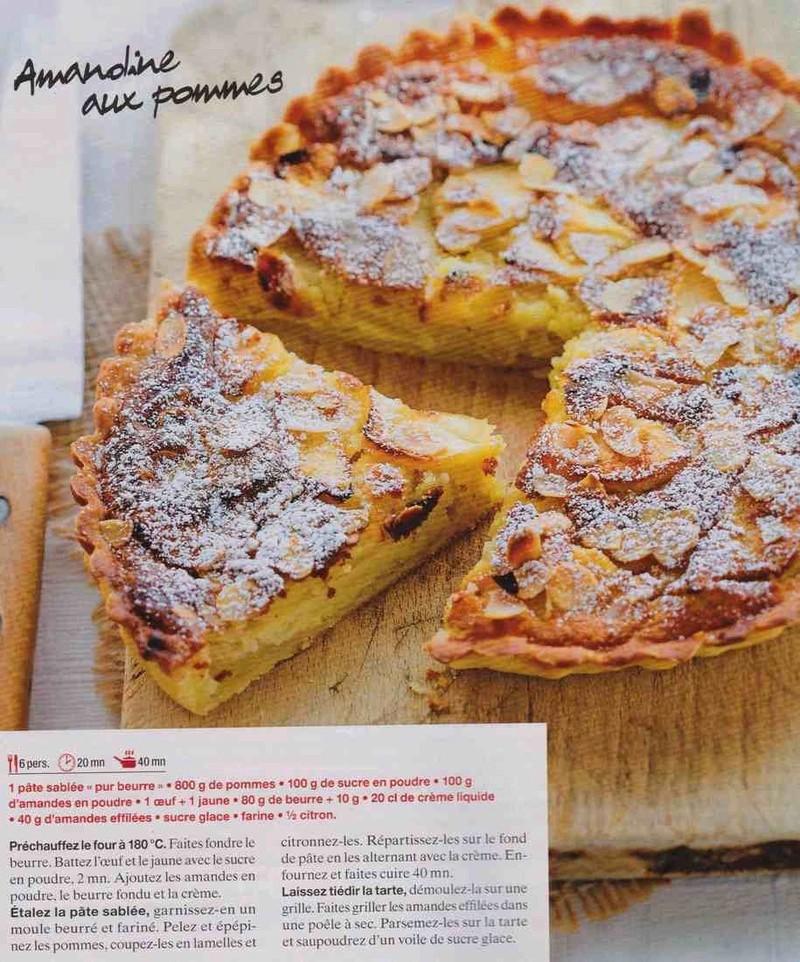tarte amandine aux pommes P10