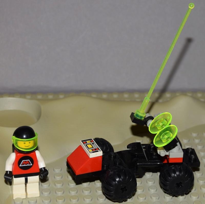 Lego M: Tron (1990-1991) 147810