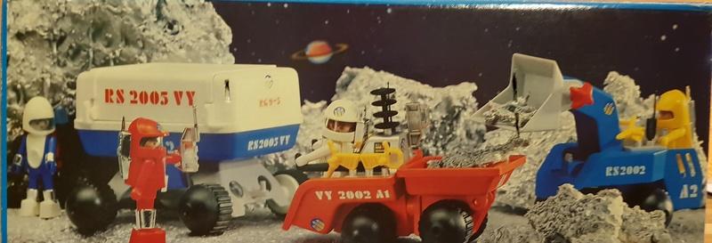 Playmobil thème Espace - Playmo Space - Playmospace 20171110