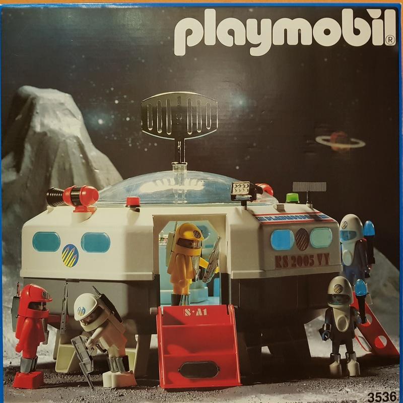 Playmobil thème Espace - Playmo Space - Playmospace 20171115