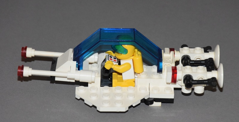 [LEGO] Futuron 6830a10