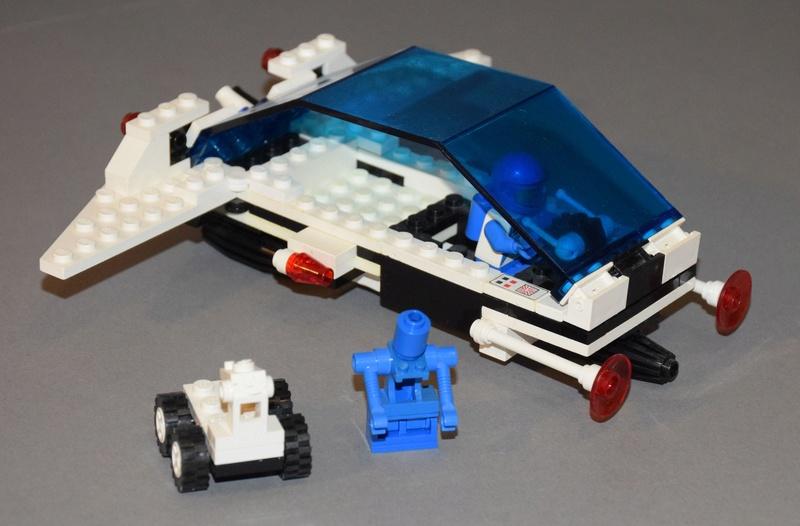 [LEGO] Futuron 688410