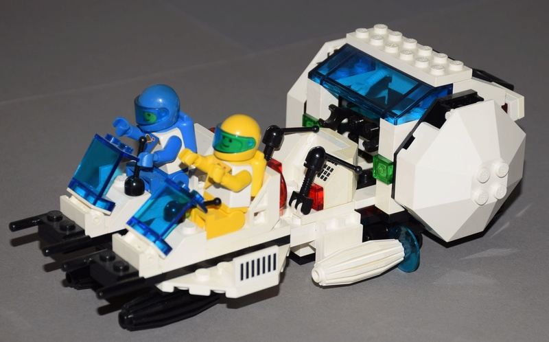[LEGO] Futuron 6893a10