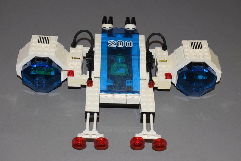 [LEGO] Futuron 6922a10