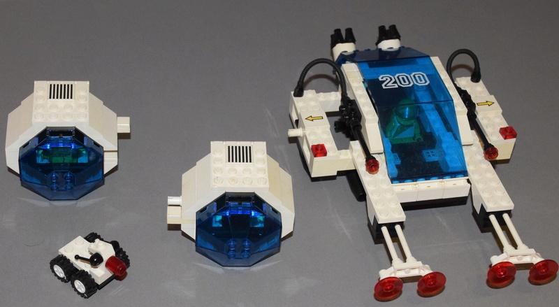 [LEGO] Futuron 6922c10