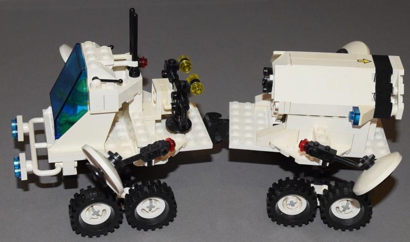 [LEGO] Futuron 6925a10