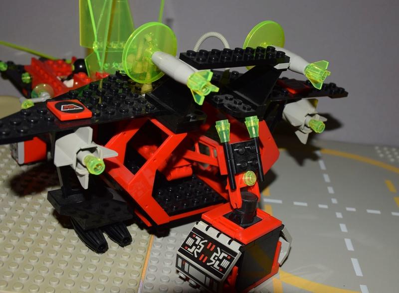 Lego M: Tron (1990-1991) 6956d10