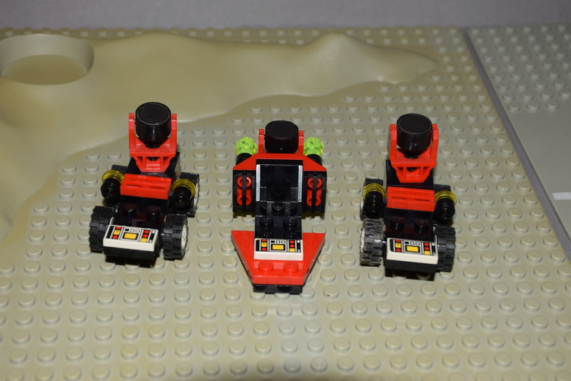 Lego M: Tron (1990-1991) 6989e10