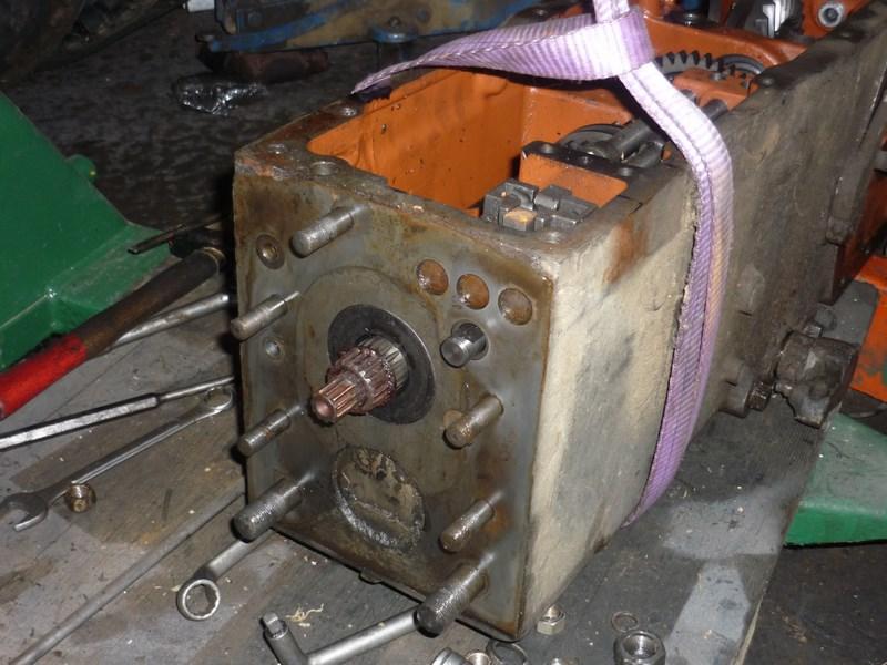 restauration - Restauration de mon Massey 825 (1961, moteur Perkins A4.107) La_bv_11