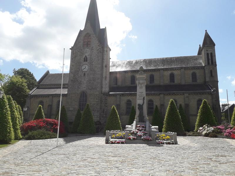 [ Histoires et histoire ] Monuments aux morts originaux Français Tome 2 - Page 6 032_210