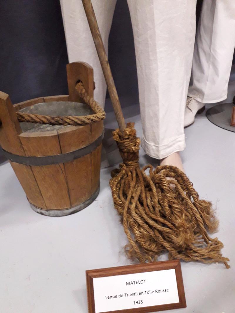 [ Les musées en rapport avec la Marine ] Conservatoire des tenues à Toulon - Page 6 06310