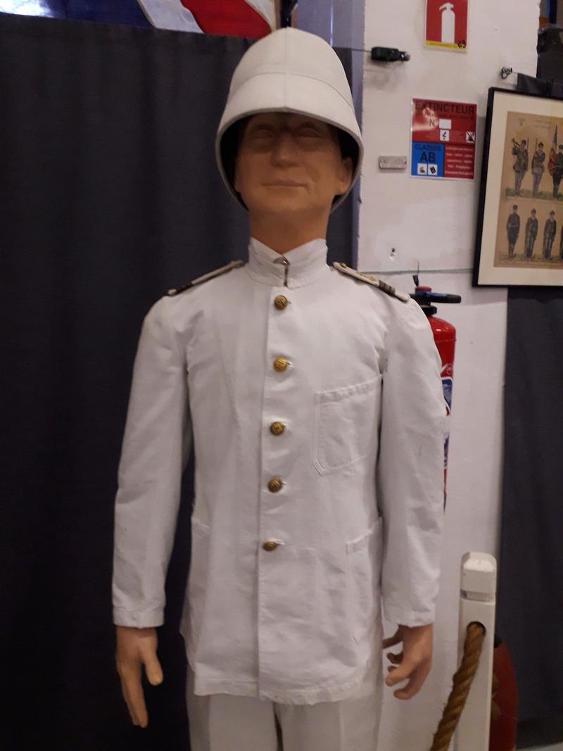 [ Les musées en rapport avec la Marine ] Conservatoire des tenues à Toulon - Page 7 06910