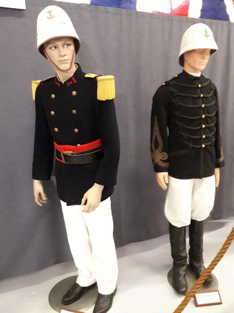 [ Les musées en rapport avec la Marine ] Conservatoire des tenues à Toulon - Page 7 07110