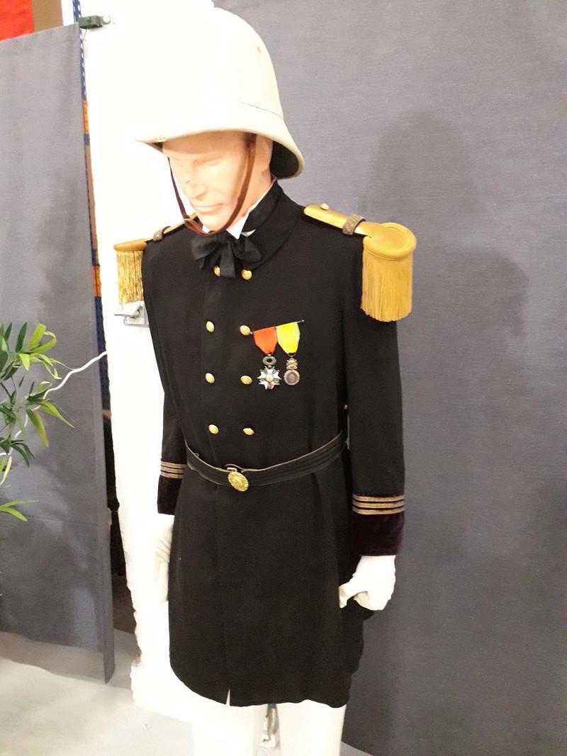 [ Les musées en rapport avec la Marine ] Conservatoire des tenues à Toulon - Page 7 07410
