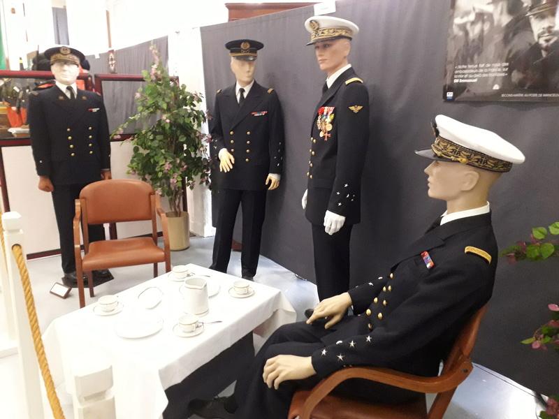 [ Les musées en rapport avec la Marine ] Conservatoire des tenues à Toulon - Page 6 10310