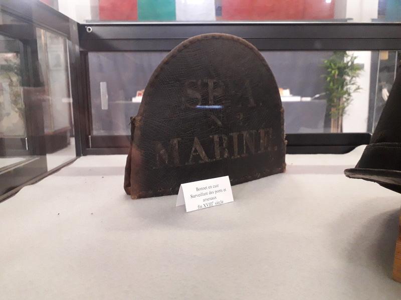 [ Les musées en rapport avec la Marine ] Conservatoire des tenues à Toulon - Page 6 10910