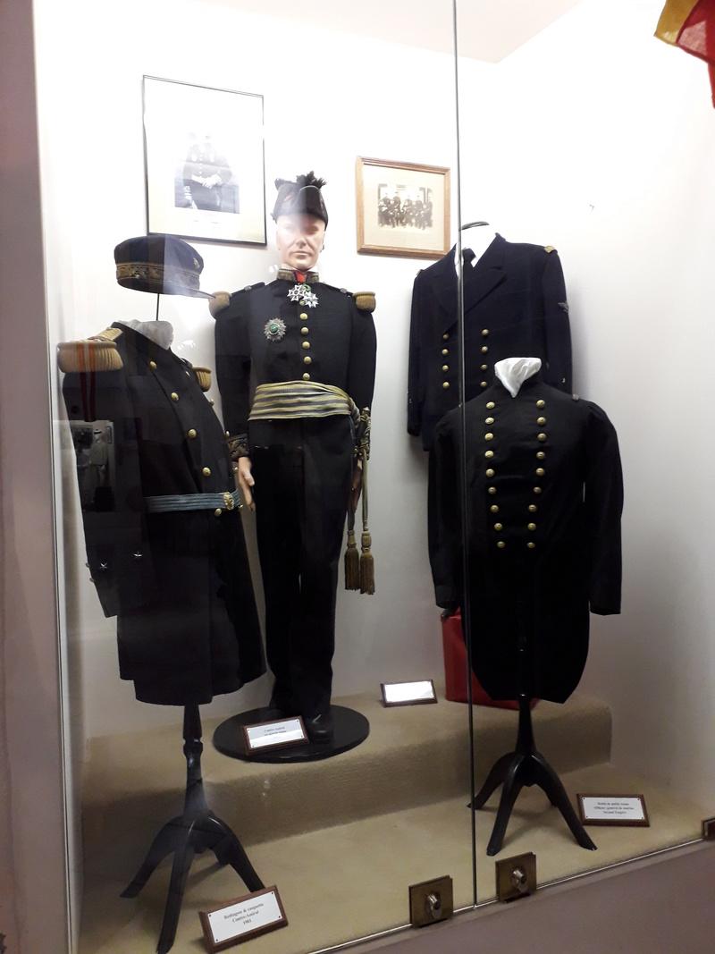 [ Les musées en rapport avec la Marine ] Conservatoire des tenues à Toulon - Page 7 15110