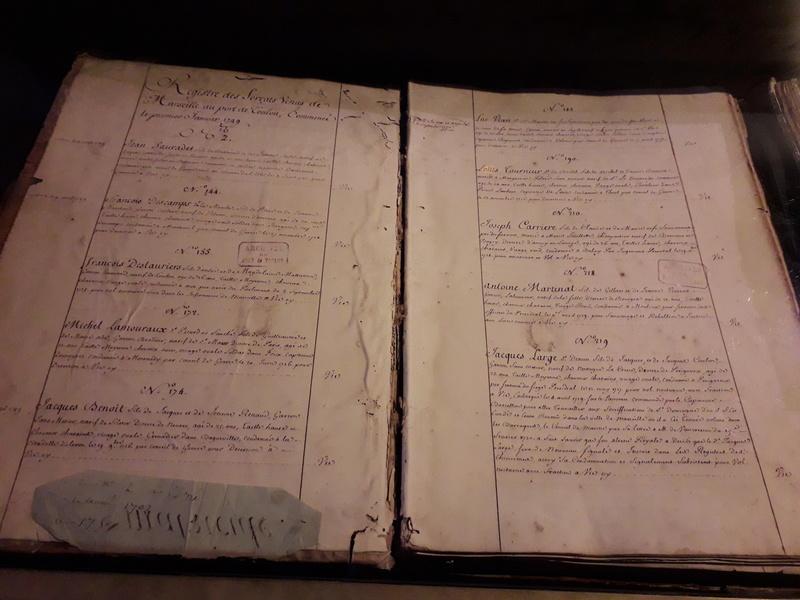 [Les musées en rapport avec la marine] Informations du Musée de la Marine - Page 4 16410