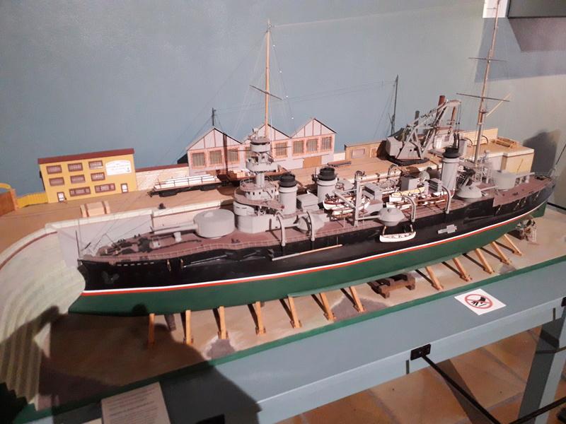 [Les musées en rapport avec la marine] Informations du Musée de la Marine - Page 4 16910