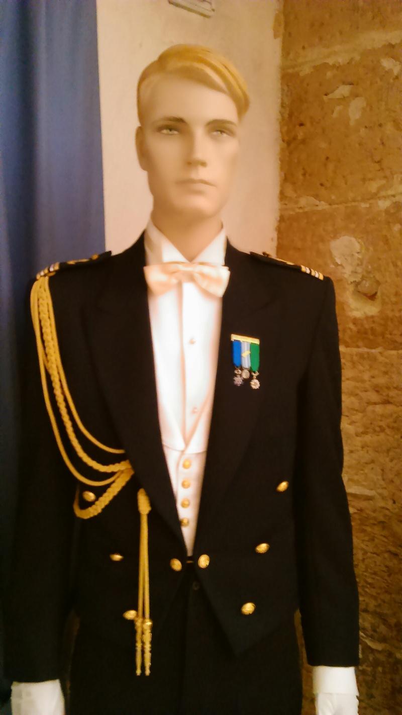 [ Les musées en rapport avec la Marine ] Conservatoire des tenues à Toulon - Page 5 172710