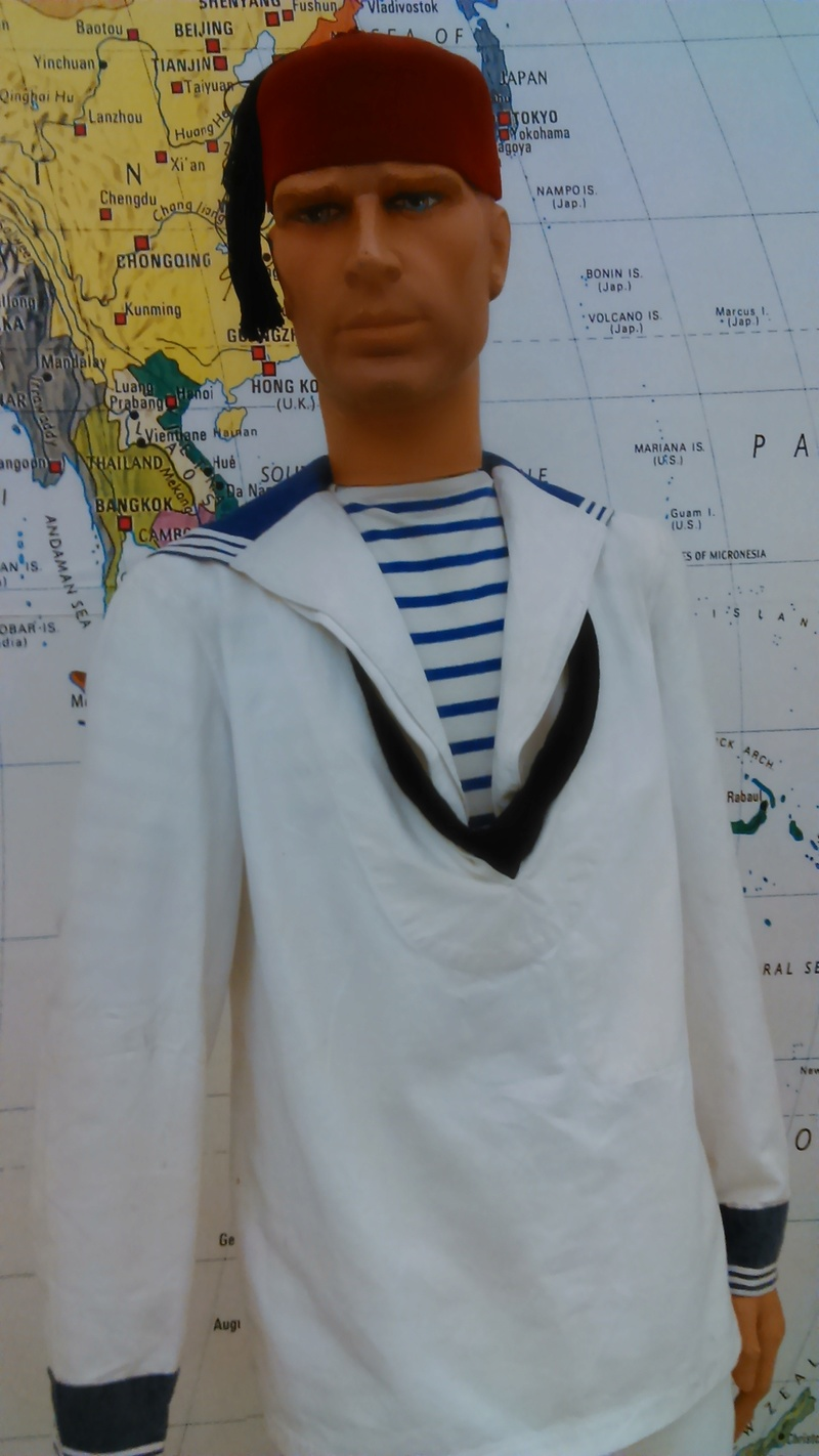 [ Les musées en rapport avec la Marine ] Conservatoire des tenues à Toulon - Page 5 174010