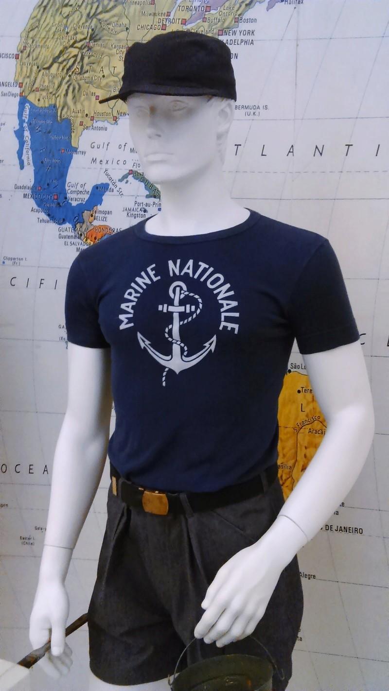 [ Les musées en rapport avec la Marine ] Conservatoire des tenues à Toulon - Page 5 174210