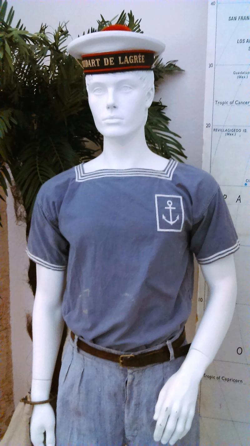 [ Les musées en rapport avec la Marine ] Conservatoire des tenues à Toulon - Page 5 174310