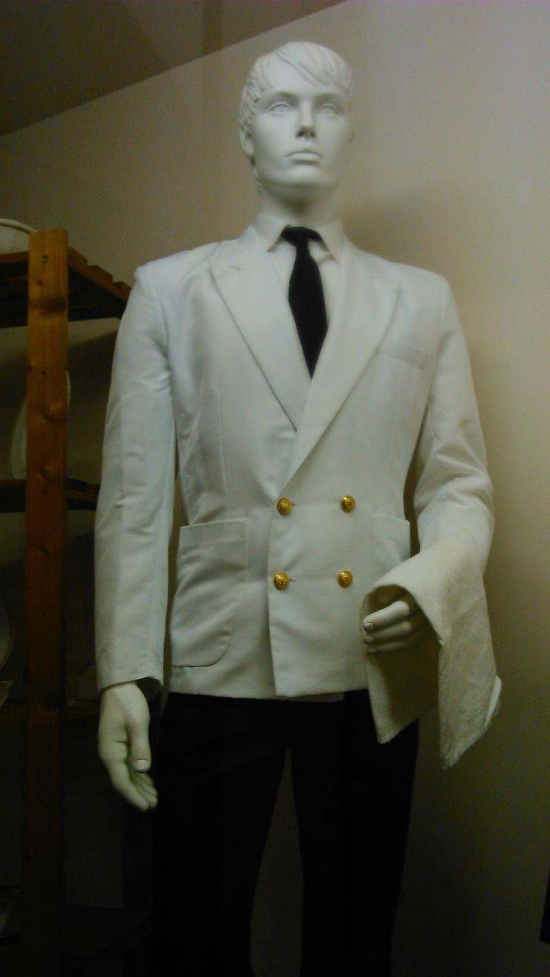 [ Les musées en rapport avec la Marine ] Conservatoire des tenues à Toulon - Page 5 174910