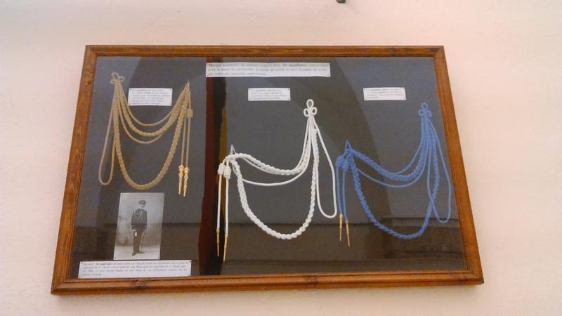 [ Les musées en rapport avec la Marine ] Conservatoire des tenues à Toulon - Page 5 175011
