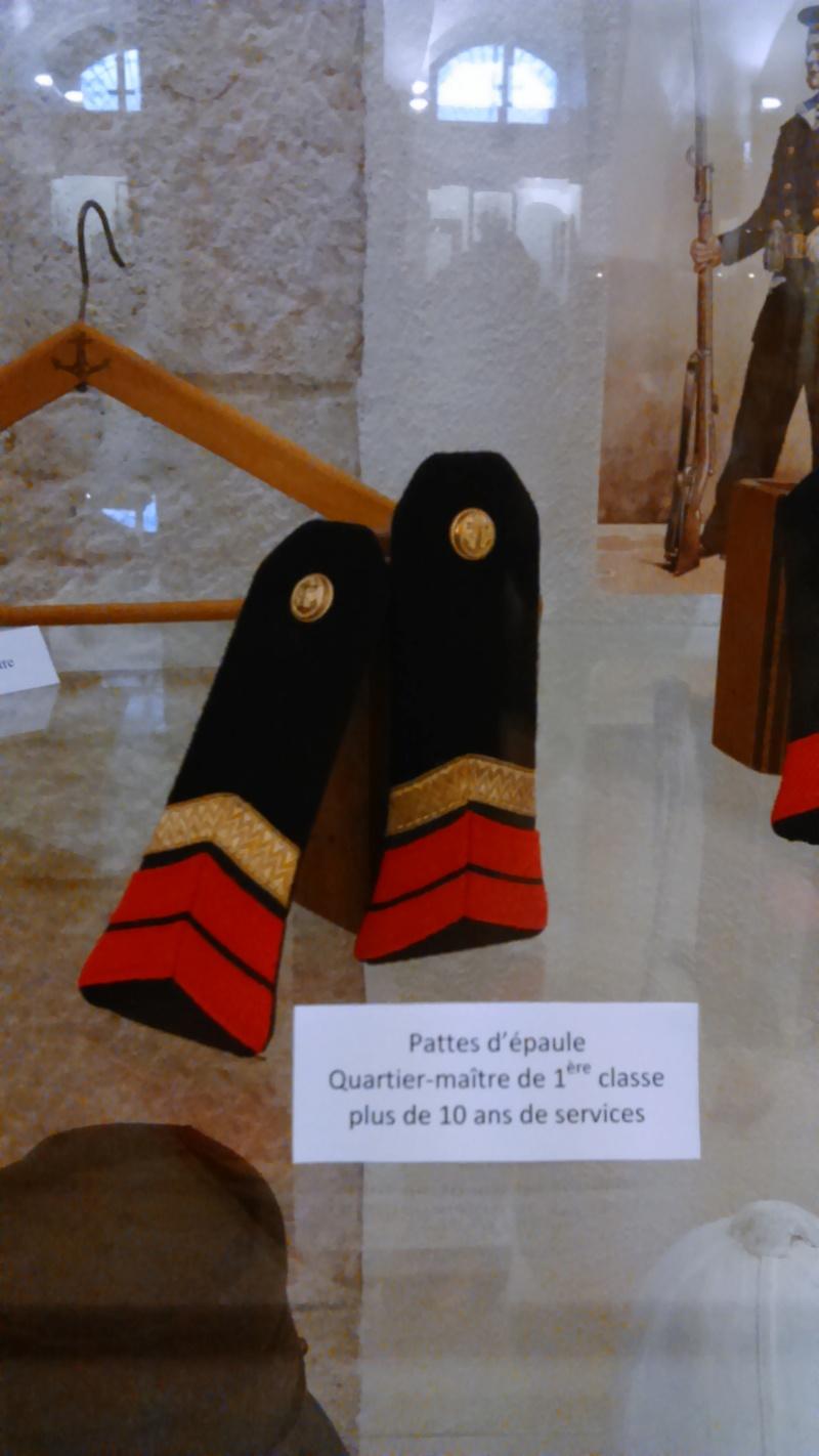 [ Les musées en rapport avec la Marine ] Conservatoire des tenues à Toulon - Page 5 175210
