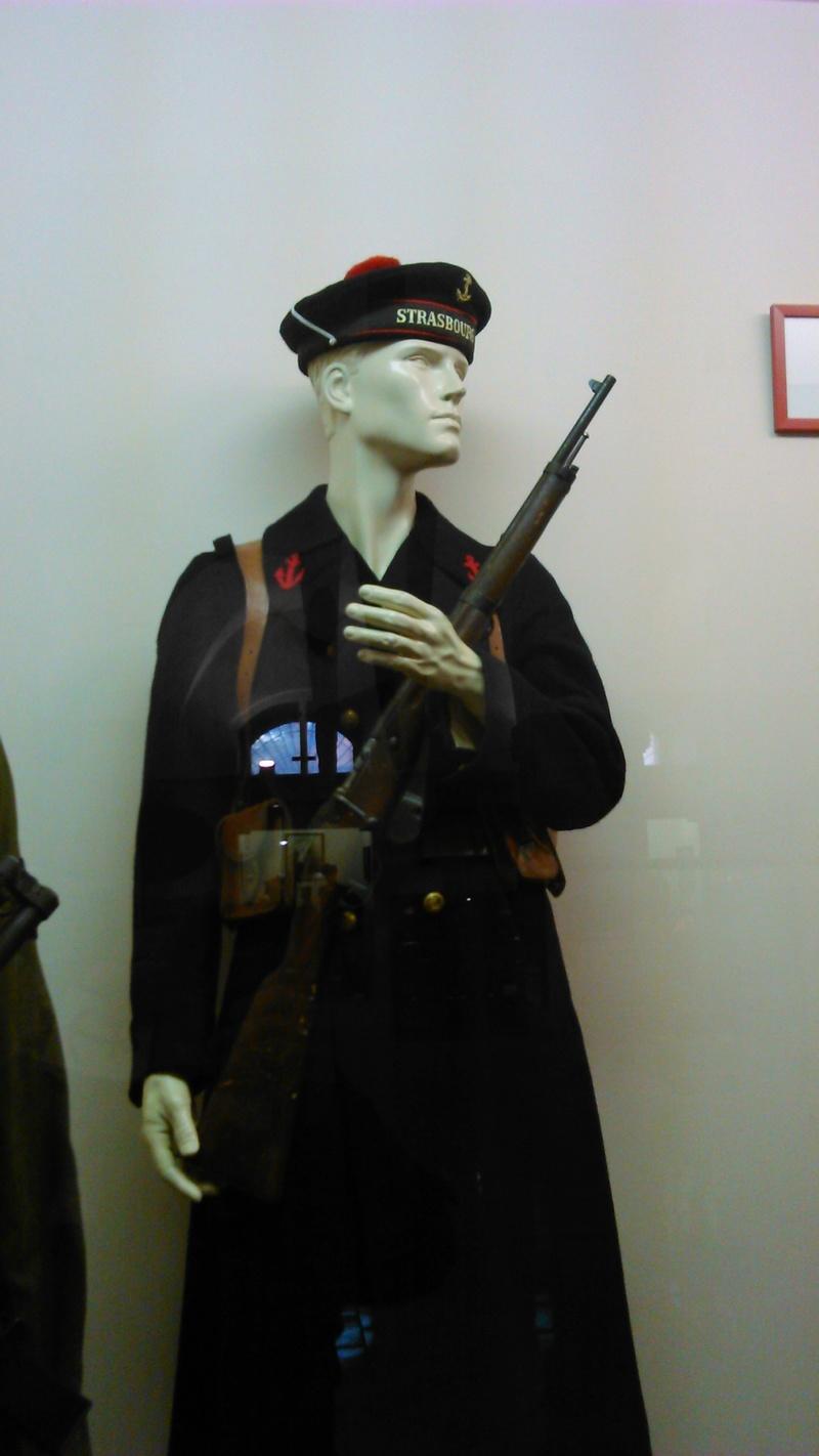 [ Les musées en rapport avec la Marine ] Conservatoire des tenues à Toulon - Page 5 175610