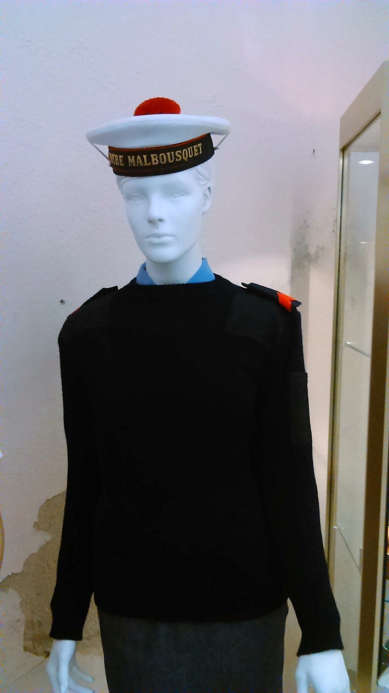 [ Les musées en rapport avec la Marine ] Conservatoire des tenues à Toulon - Page 5 176210