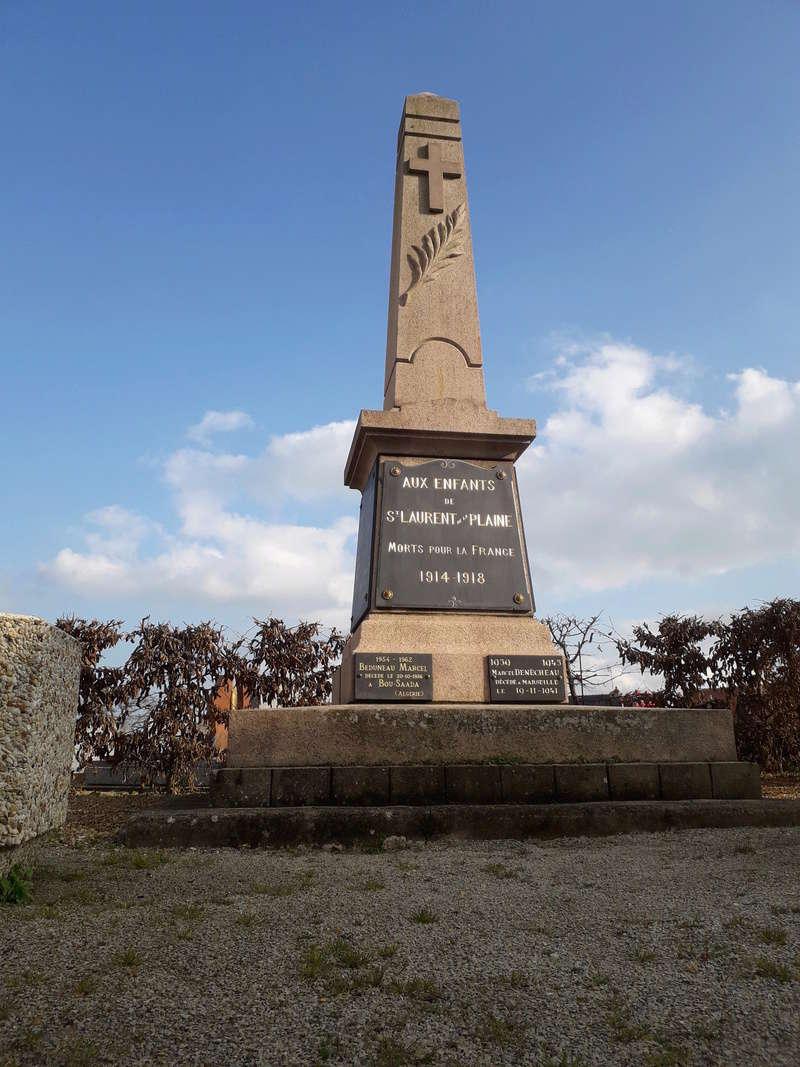 [ Histoires et histoire ] Monuments aux morts originaux Français Tome 2 - Page 6 20180310