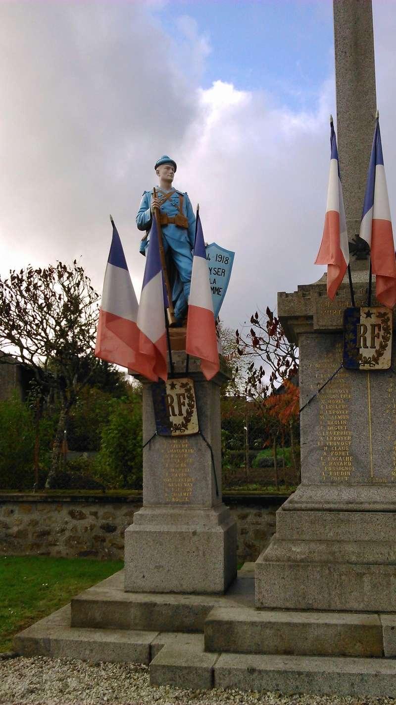 [ Histoires et histoire ] Monuments aux morts originaux Français Tome 2 - Page 4 412910