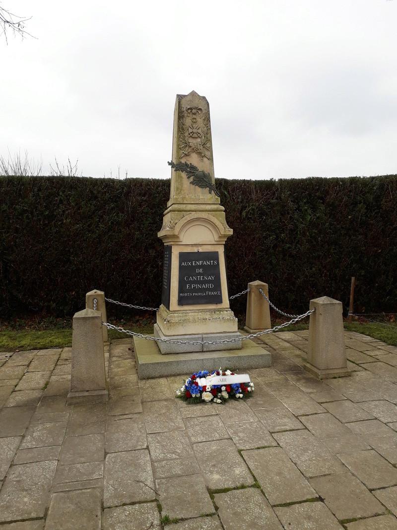[ Histoires et histoire ] Monuments aux morts originaux Français Tome 2 - Page 5 66410