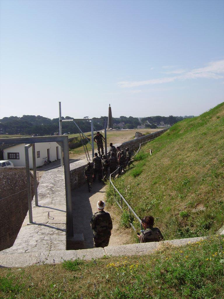 [HISTOIRES ET HISTOIRE] Le fort de Penthièvre (56) Imgp3312