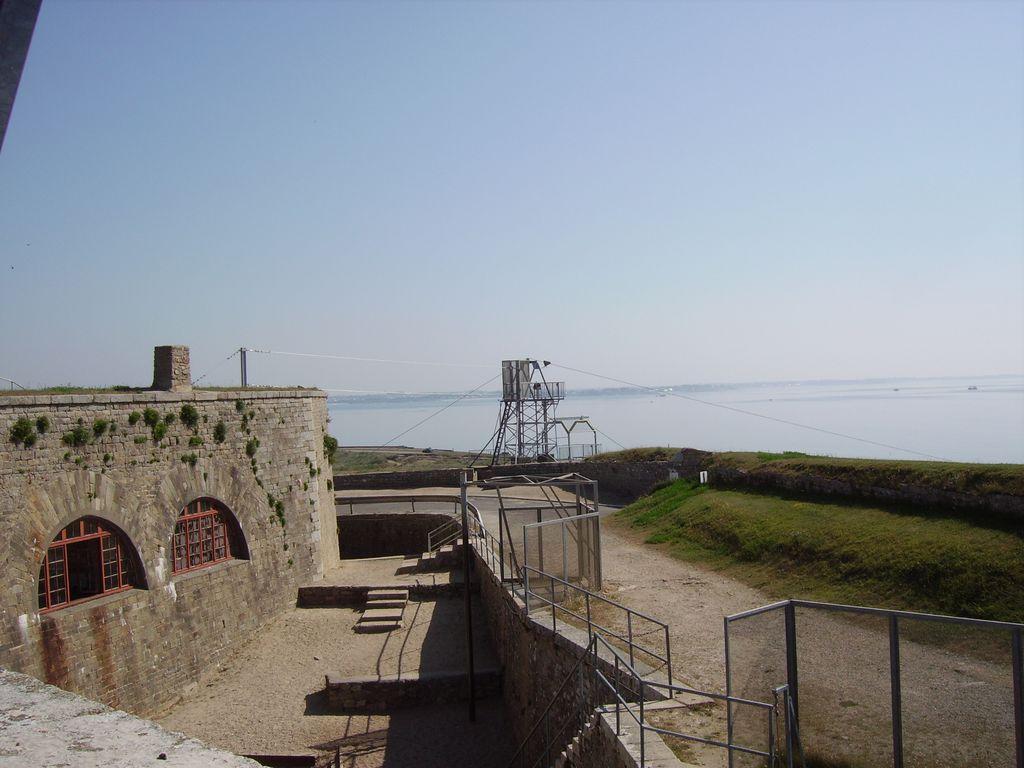 [HISTOIRES ET HISTOIRE] Le fort de Penthièvre (56) Imgp3315