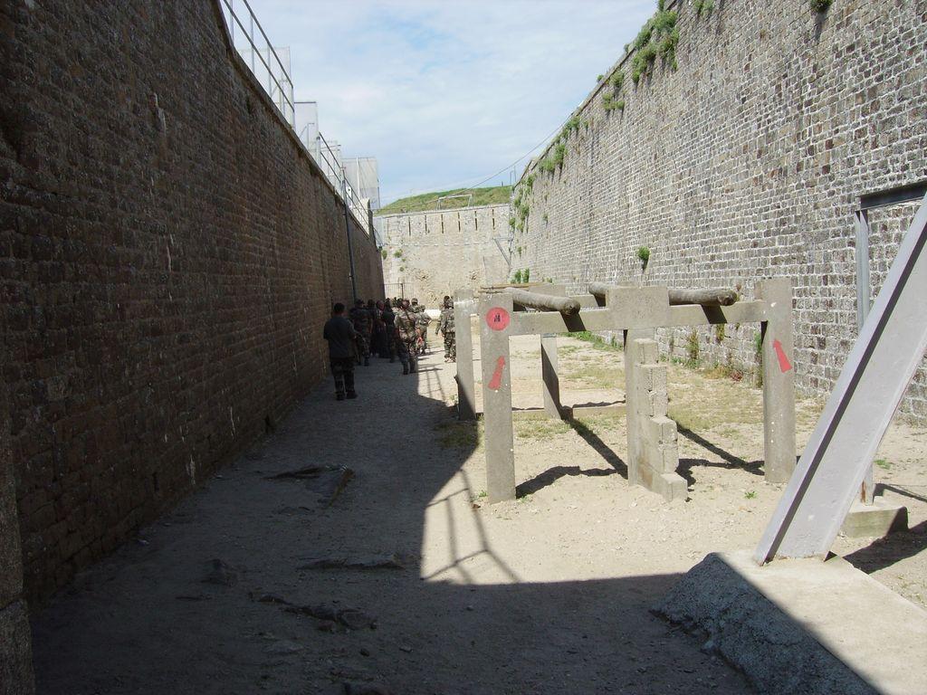 [HISTOIRES ET HISTOIRE] Le fort de Penthièvre (56) Imgp3318