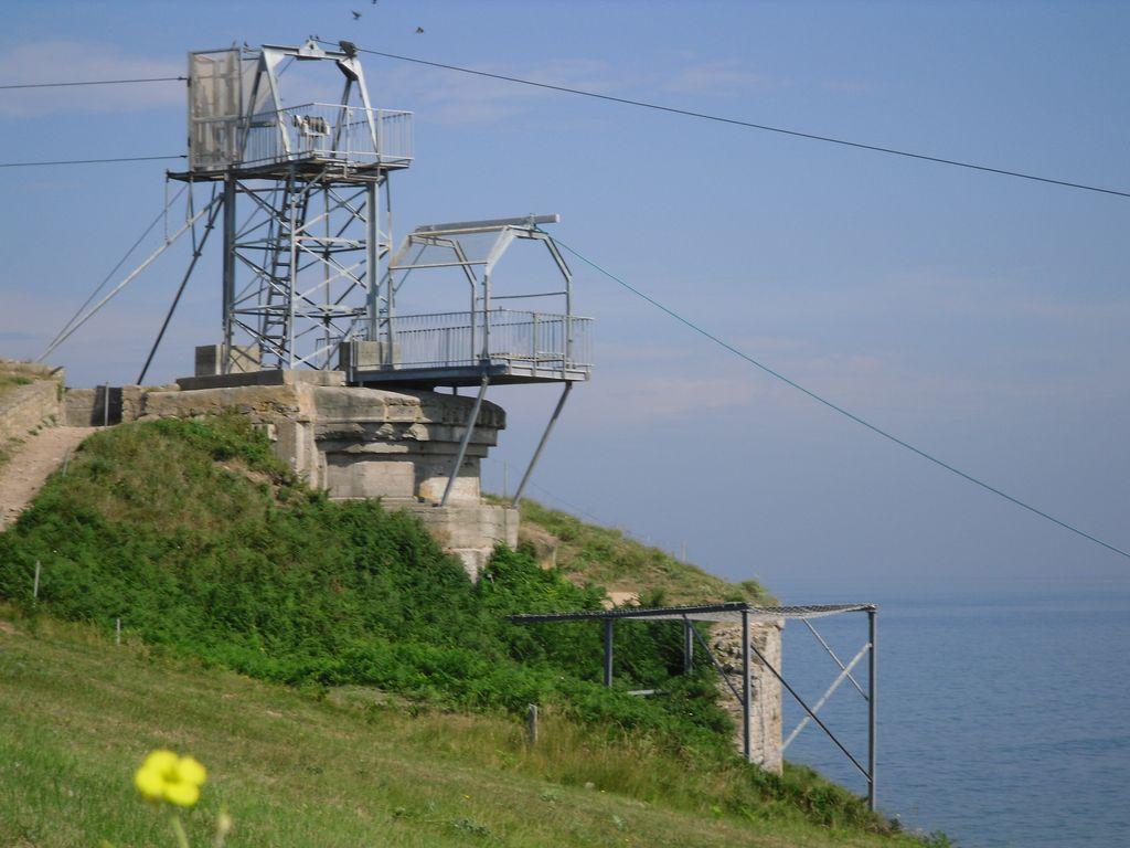 [HISTOIRES ET HISTOIRE] Le fort de Penthièvre (56) Sdc10113