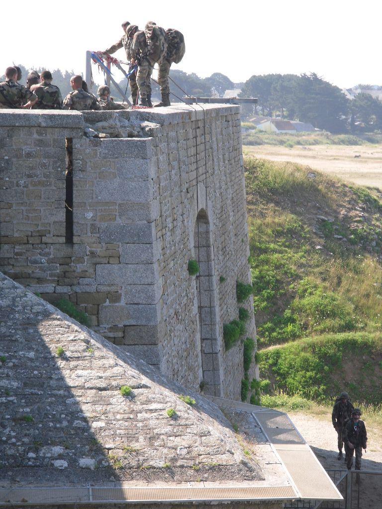 [HISTOIRES ET HISTOIRE] Le fort de Penthièvre (56) Sdc10117
