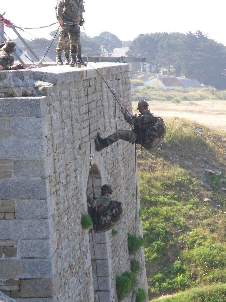 [HISTOIRES ET HISTOIRE] Le fort de Penthièvre (56) Sdc10123