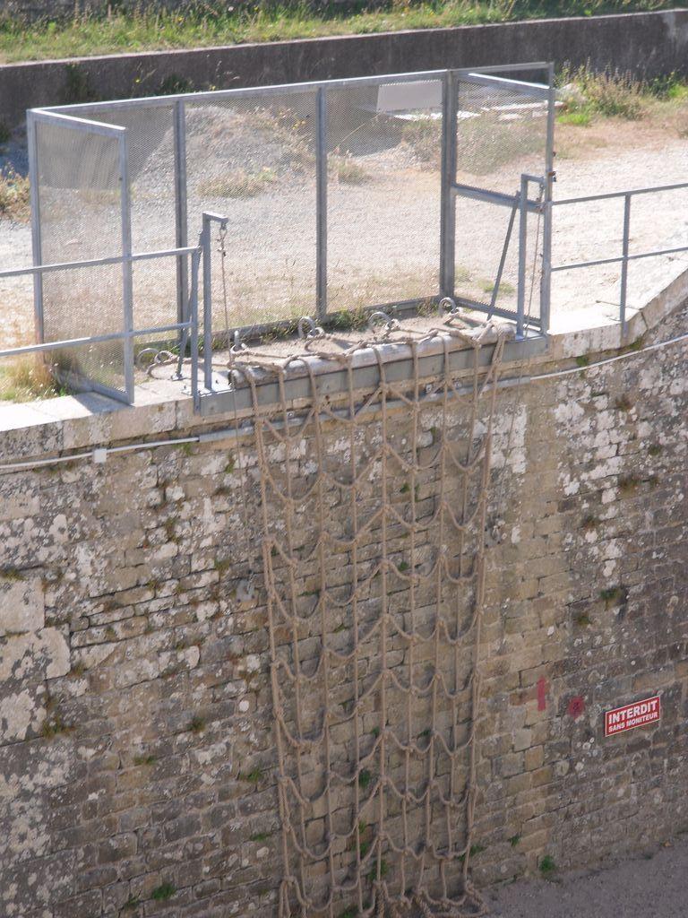 [HISTOIRES ET HISTOIRE] Le fort de Penthièvre (56) Sdc10124