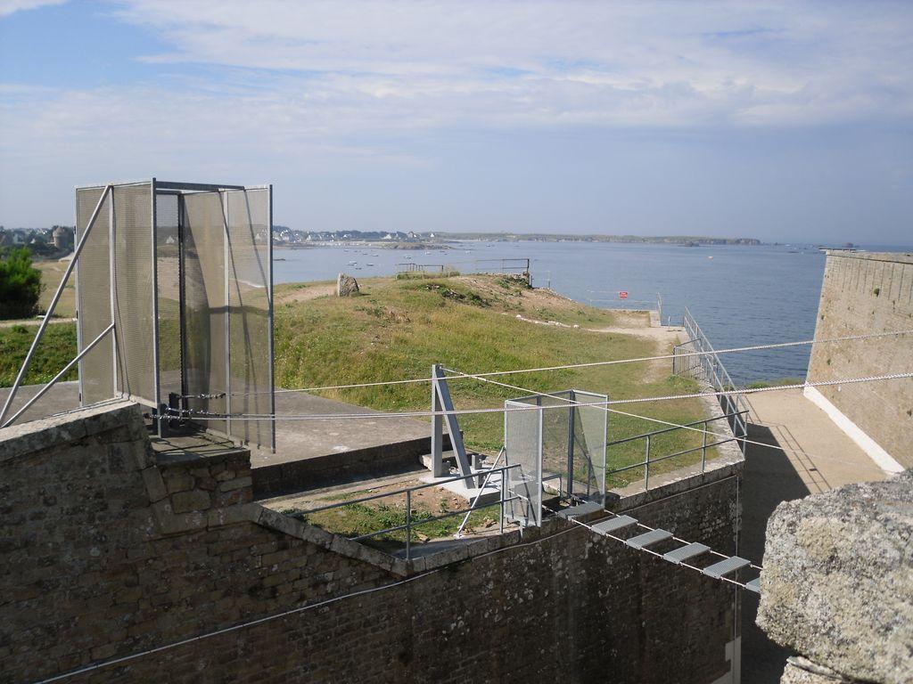 [HISTOIRES ET HISTOIRE] Le fort de Penthièvre (56) Sdc10129