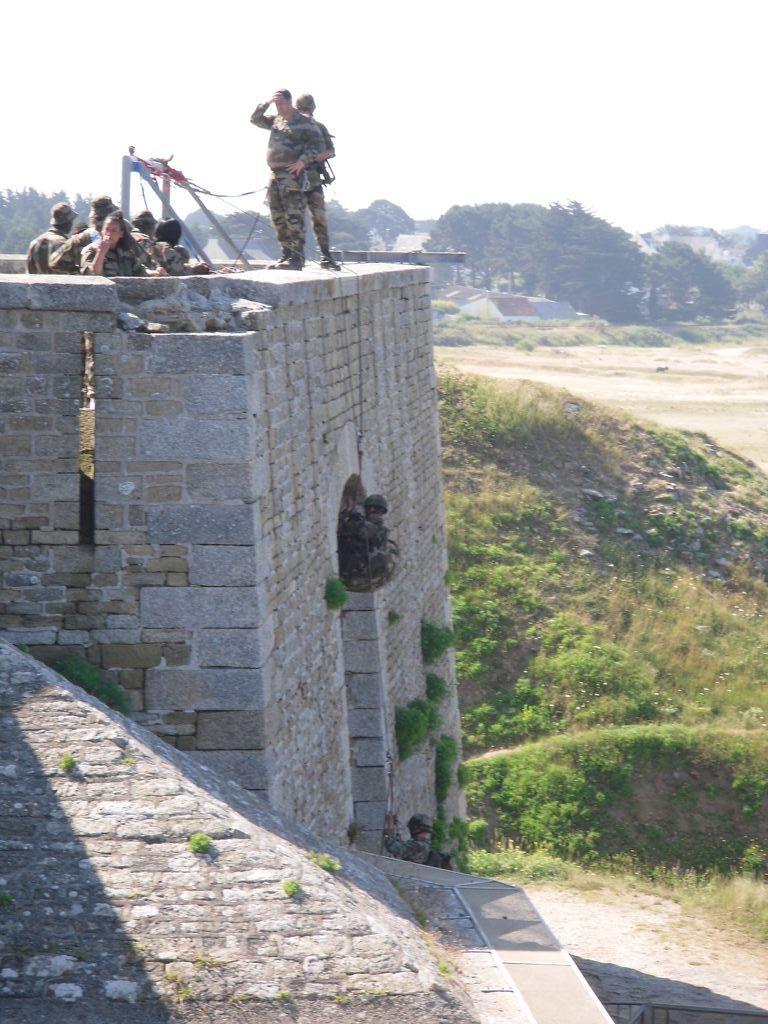[HISTOIRES ET HISTOIRE] Le fort de Penthièvre (56) Sdc10131