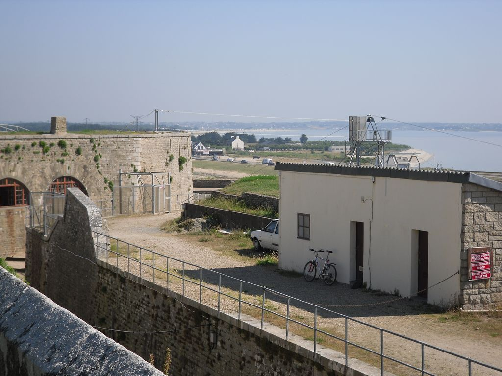 [HISTOIRES ET HISTOIRE] Le fort de Penthièvre (56) Sdc10132