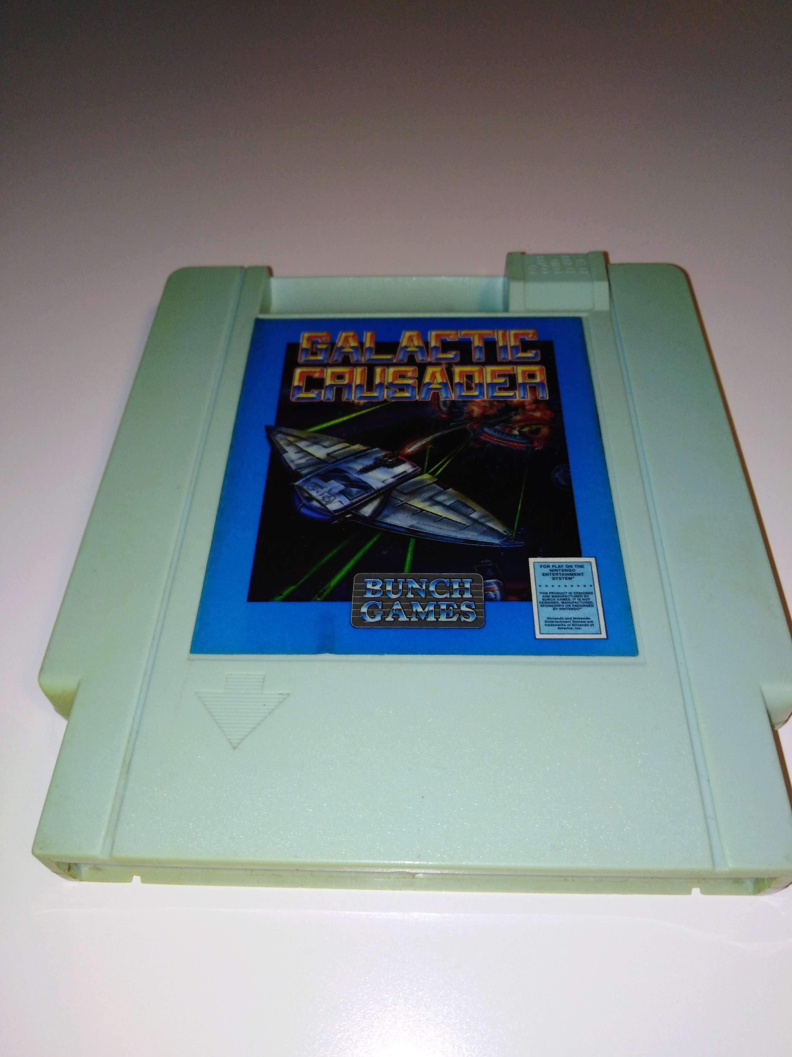 [Rech] Jeux NES loose ! Full-set NES PAL-B ! - Page 4 Galact10