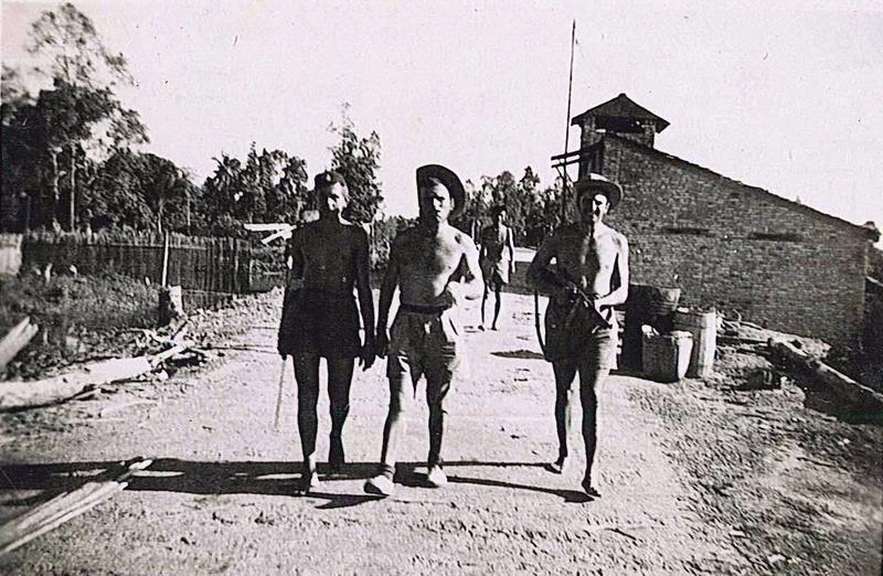 PHOTOS SOLDATS COCHINCHINE 1947/1952 1ER RIC 2EME RIC 3EME RIC 20111123