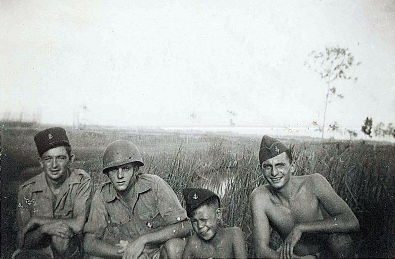 PHOTOS SOLDATS COCHINCHINE 1947/1952 1ER RIC 2EME RIC 3EME RIC 20111124