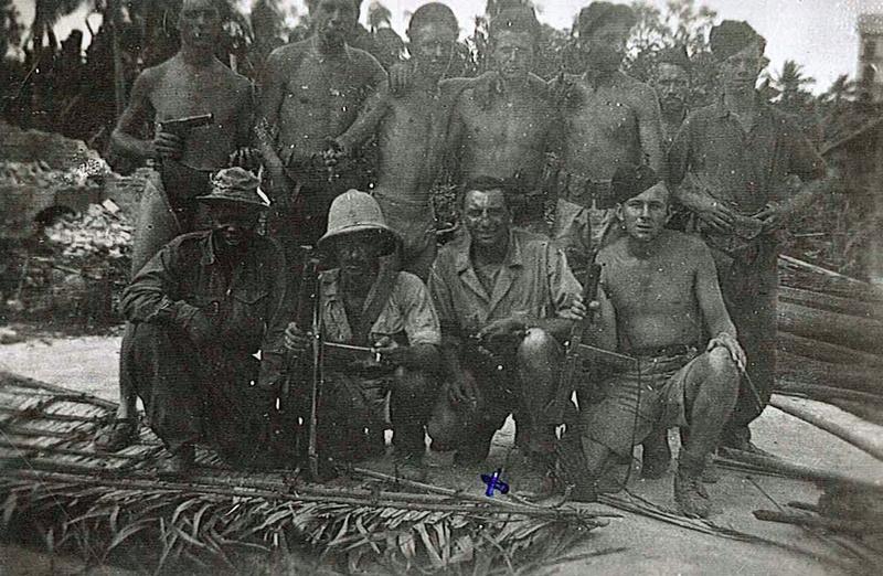 PHOTOS SOLDATS COCHINCHINE 1947/1952 1ER RIC 2EME RIC 3EME RIC 20111125